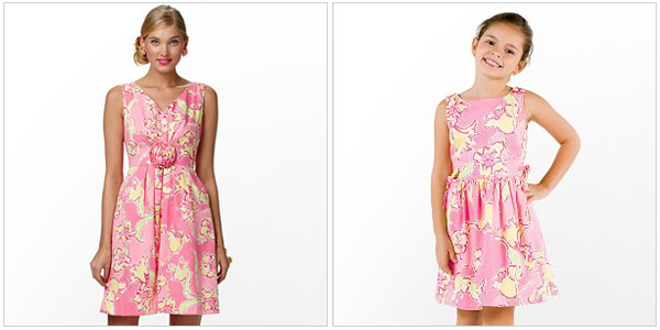 Be pretty in floral print dresses from Lilly Pulitzer