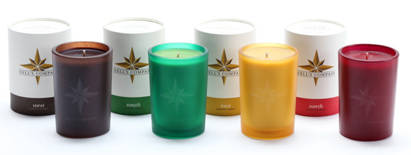Nell's Compass candles