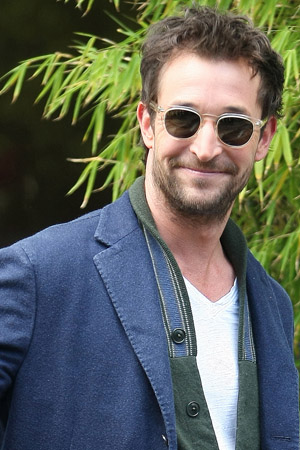 Noah Wyle busted during D.C. protest