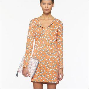 Dazzling pastel dress