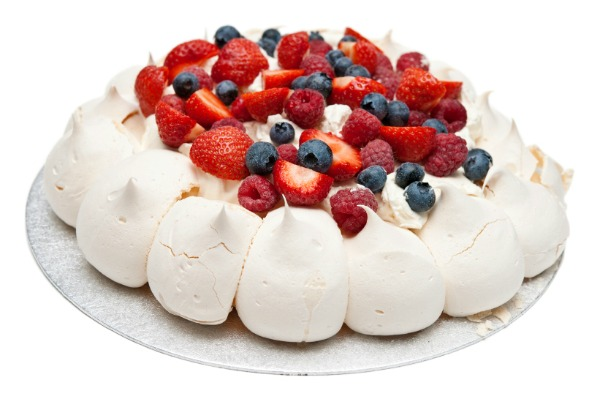 ... pavlova is an Antipodean favourite. Impress your friends and family
