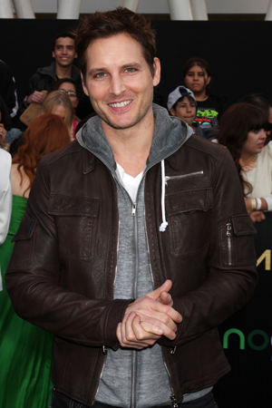 Peter Facinelli admits to pain