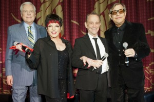 Robert-Osborne-Liza-Minnelli-Joel-Grey-and-Michael-York