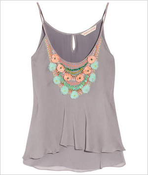Lavender and mint green for spring