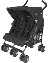 The double stroller showdown
