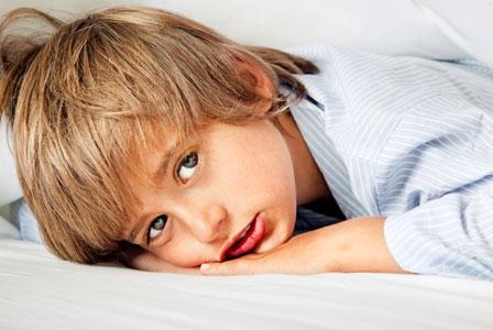 Melatonin to help regulate slumber