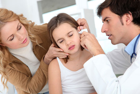 Natural cures for kids' ear infections