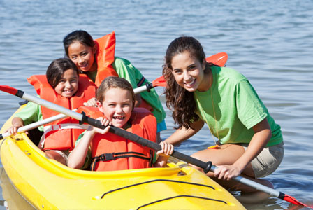 Find the right summer camp for your kids