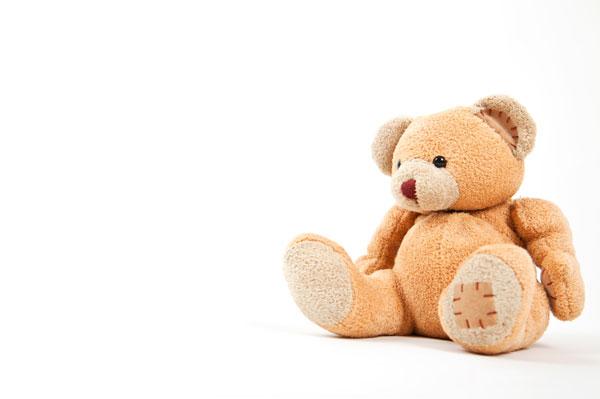 Do you still sleep with your teddy bear?