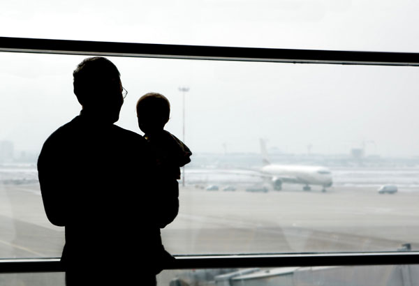 Are kids too annoying to fly with everyone?