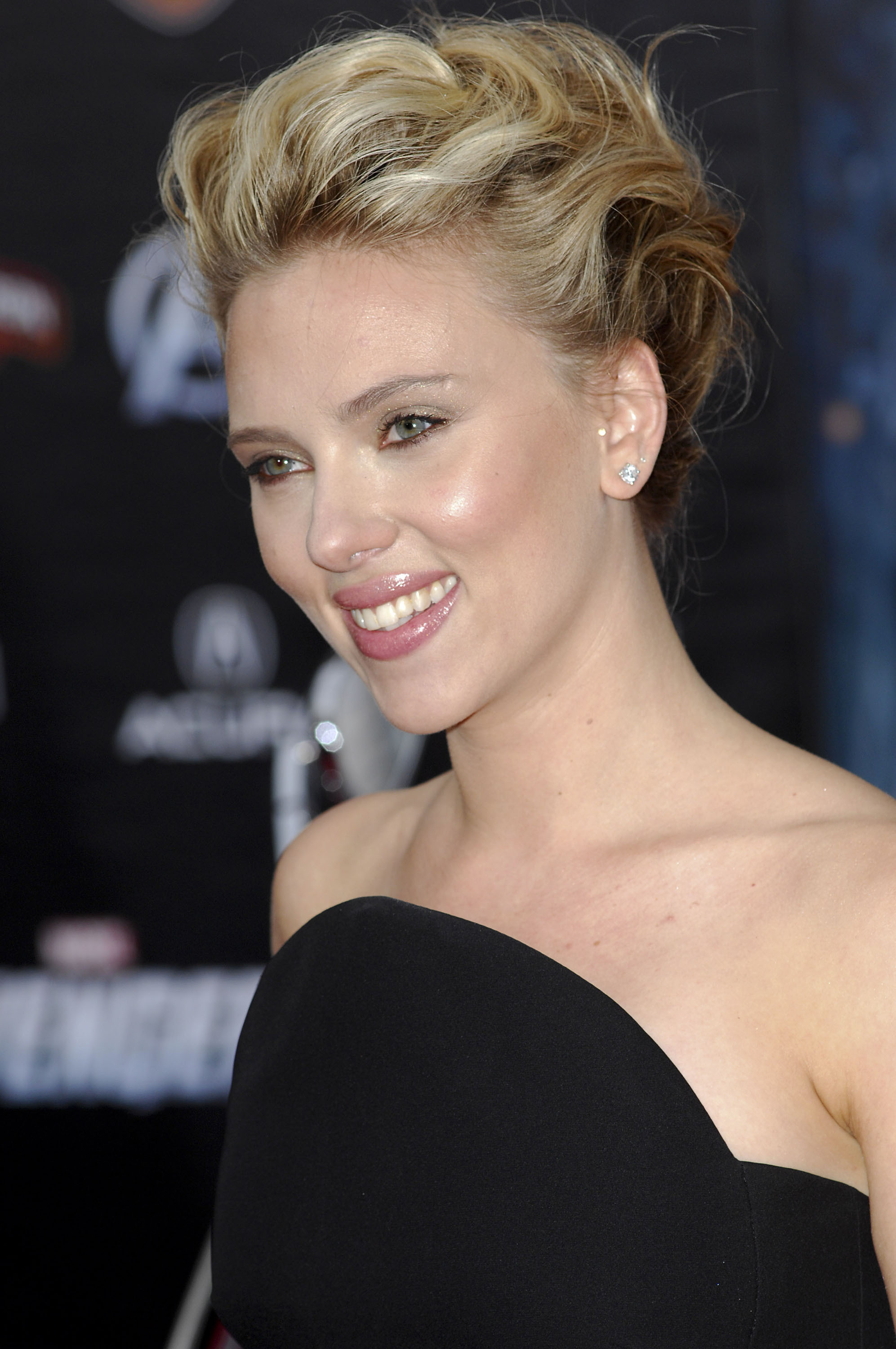 Scarlett Johansson Interview