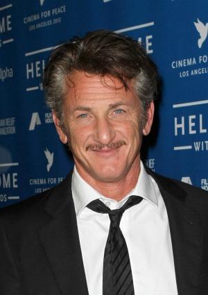 Sean Penn's Peace Summit Award
