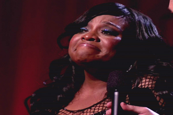 Sherri Shepherd upset over DWTS ouster