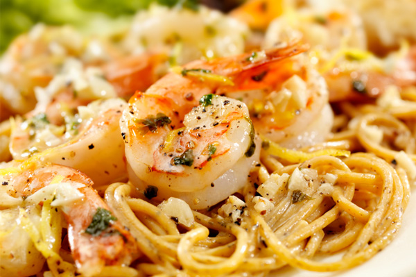 Shrimp Scampi Recipes With Pasta Recipe Of Pasta In Urdu By Chef Zakir ...