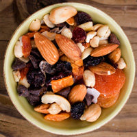 Summer trail mix
