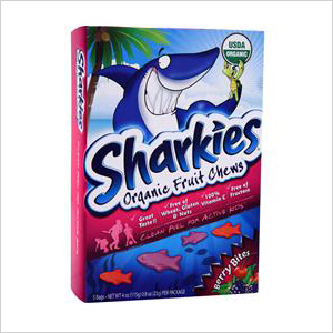 Sharkies Organic Fruit Chews