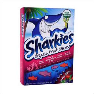 Sharkies Organic Fruit Chews