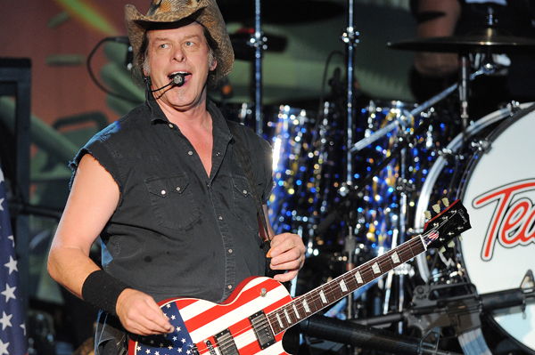 Ted Nugent comments investigated
