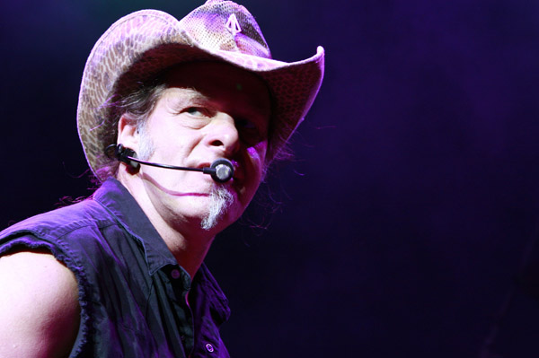 Ted Nugent has a fan in Wisconsin governor Scott Walker