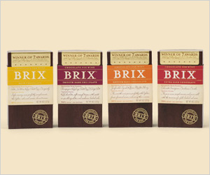 Brix Chocolate for Wine ($50 for a 4-pack)