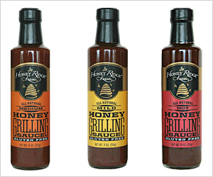 Honey Ridge Grilling Sauces ($6)