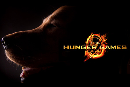 The Hunger Games -- Dog names