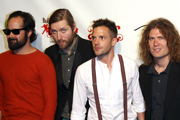 The Killers' saxophonist commits suicide