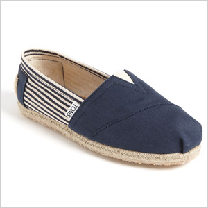 TOMS slip-ons