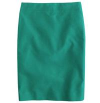 Bold pencil skirt