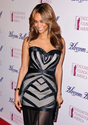 Tyra Banks cleans out Top Model expert panel