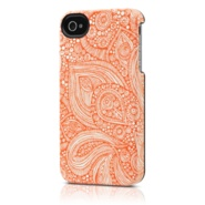Uncommon Deflector tangerine iPhone case