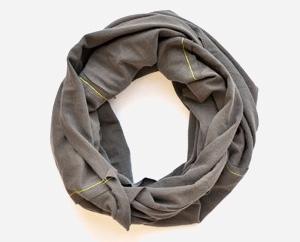 infinity scarf.