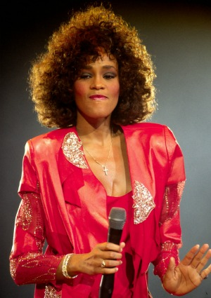 Whitney's Michael Jackson obsession