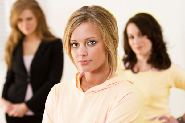 Woman support group infertility