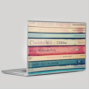 Childhood Memories Laptop and iPad Skin