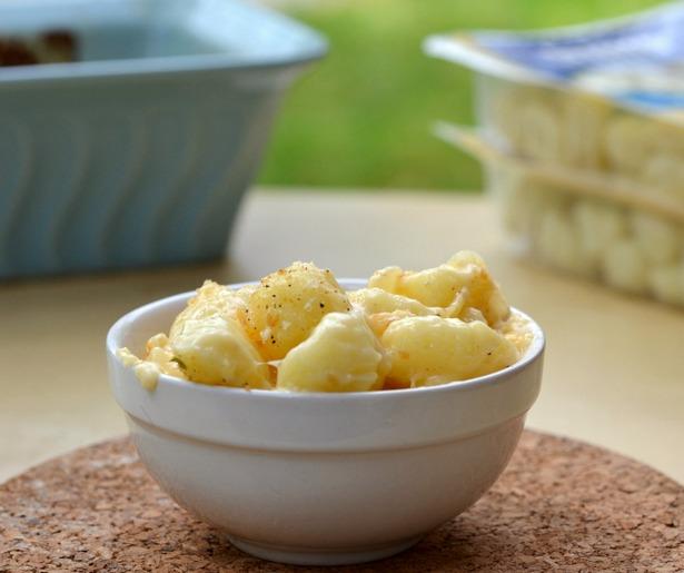 baked mac n cheese