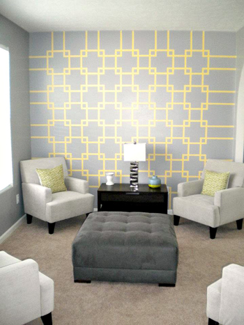 Tips for painting a statement accent wall Accent walls