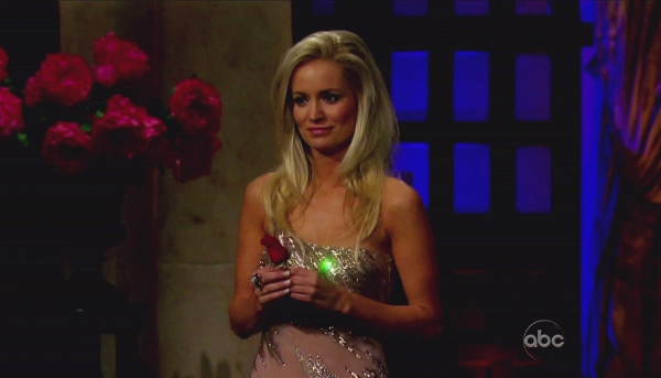 Emily Maynard on The Bachelorette