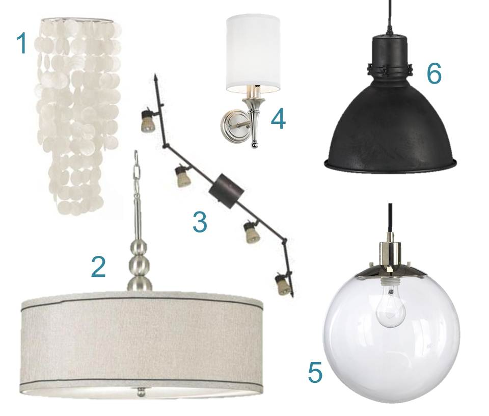 Modern Lighting Fixture For Kitchen  Home Design Online