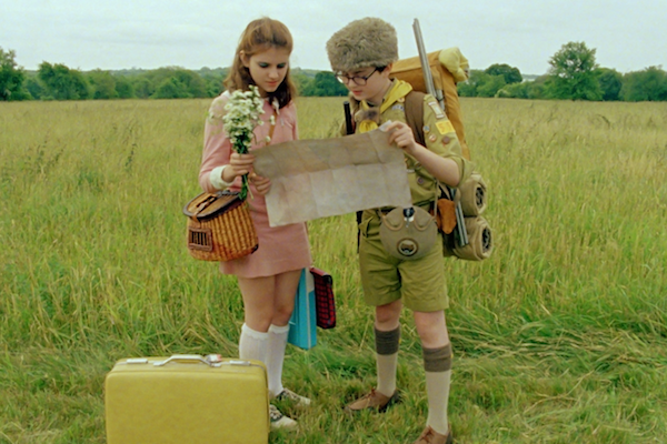 Moonrise Kingdom Suzy and Sam