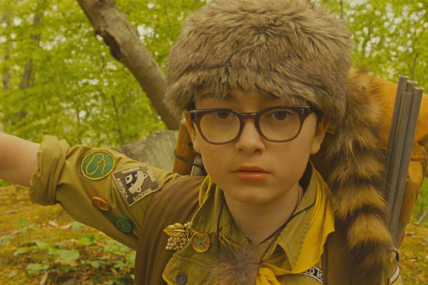 Moonrise Kingdom Sam