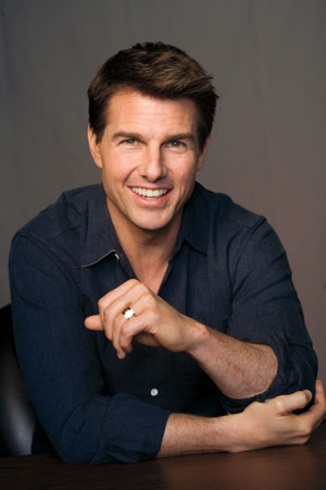 Tom Cruise talks to Playboy magazine