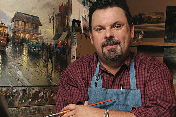 Thomas Kinkade died of alcohol and drug overdose