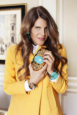 Anna Dello Russo accessories coming for H&M