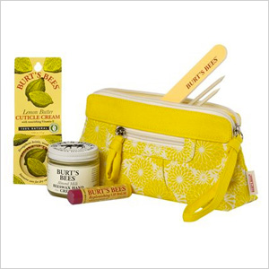 Burts Bees Natural Manicure Gift Set