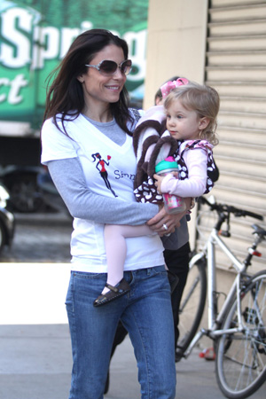 Bethenny Frankel and Brynn