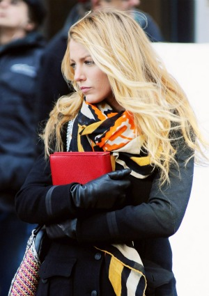 Blake Lively is moving on from Gossip Girl high