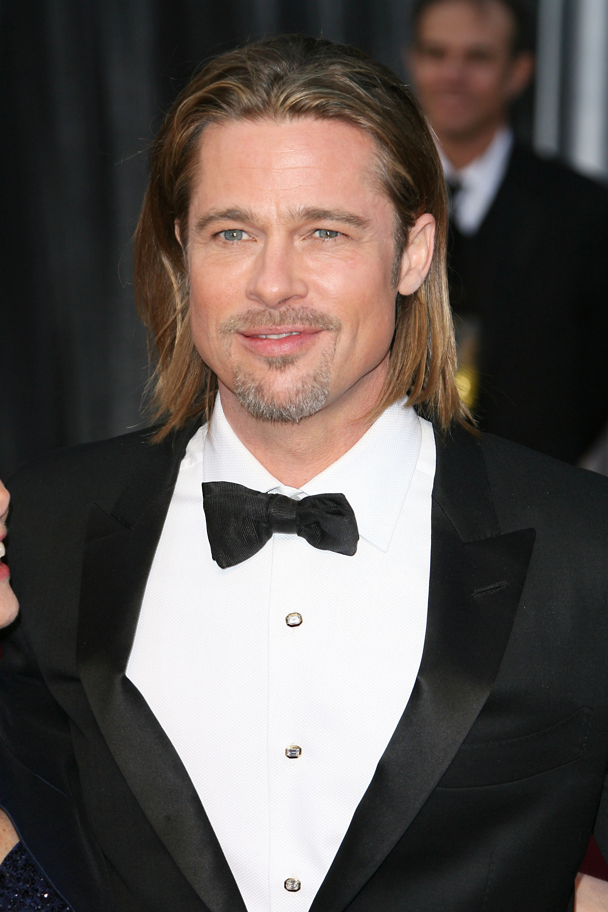 brad pitt chanel endorsement