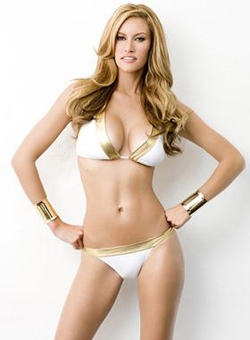 Designer bikini by Holmes