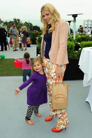 Busy Philipps and daughter Birdie